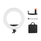 Andoer 18inch LED Video Ring Light Fill-in Lamp