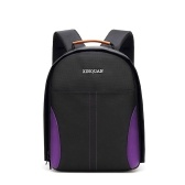 Camera Backpack DSLR Waterproof Scratchproof Bag Photo Video Travel Outdoor Case Hiking for Canon EOS 20D