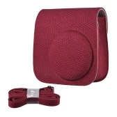 Andoer PU Camera Case Bag for Fujifilm Instax Mini 9/8+/8s/8