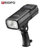 TRIOPO F1-200 Portátil 2.4G Sem Fio TTL Flash ao ar livre Flash Light