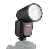 Godox V1P Camera Flash Speedlite Speedlight Round Head Flash