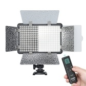 Godox LF308D LED Flash Light Fotografia Lâmpada de embutir Luz de vídeo