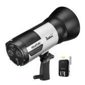 NiceFoto N-Flash 400 400Ws Беспроводная студийная стробоскопическая вспышка