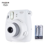 Fujifilm Instax Mini 8 caméra instantanée avec batterie 2pcs