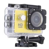 """W9B 1080 P 30 FPS 最大 12 mp Wifi 防水 30 M 耐衝撃 170 ° 広角 2.0""""画面屋外アクション スポーツ カメラ ビデオカメラ デジタル カメラ ビデオ HD DV の車 DVR"""
