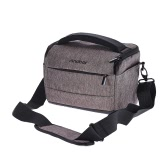 Andoer Cuboid-shaped Portable Fashion Polyester Camera Case