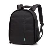 Petit sac à dos vidéo pour appareil photo numérique DSLR extérieur