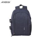 Andoer Shockproof Backpack Outdoor Camera Travel Bag