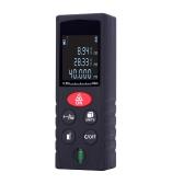 40m / 131ft Mini-Handheld Cyfrowy Odległość Laserowa Odległoś