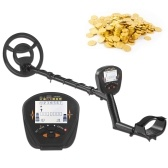 3.4-inch LCD Underground Metal Detector 10-inch Waterproof Search Coil Metal Finder