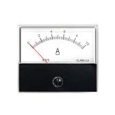 Аналоговый измеритель тока Панель Амперметр Манометр Класс 2,0 Точность DC 0-10A Аналоговый амперметр Измеритель силы тока Панель манометра
