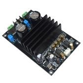 TPA3255 Class D Digital Power Amplifier Board DC 24-48V 2.0 Channel Mini Digital Audio Stereo Amplifier PCB Board 300W + 300W for Audio System DIY Speakers