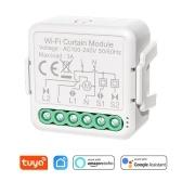 Tuya WiFi Intelligent Curtain Switch Module Intelligent Home Modification Module Mobilephone APP Remotes Control