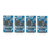 4pcs DS3231 AT24C32 IIC Precision Real Time Clock RTC Módulo de Memória para Arduino