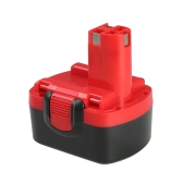 Paquet de batterie Ni-CD de rechange de 14.4V 2.0Ah pour Bosch 13614 3454-01 Power Tools
