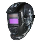 産業溶接ヘルメット太陽光発電自動化溶接ヘルメットTIG MIGターミネータ設計