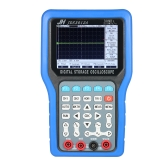 Multi-functional Handheld Digital Storage Oscilloscope 2 Channels Scope Meter 30MHz 250MSa/s Multimeter with Signal Generator