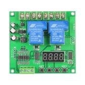 12V / 24V 2-Channel Driver Motor Driver Board 30A Módulo de relé de LED para Arduino Raspberry Pi