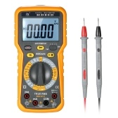 Multi-functional Digital Multimeter DMM LCD with Backlight 6000 Counts Display True RMS AC/DC Voltage Current Meter Resistance Capacitance Frequency Tester