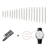 360pcs 8-25mm Stainless Steel Watch Band Spring Bar
