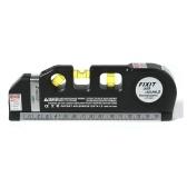 Règle horizontale multifonctionnelle de mesure de niveau de laser