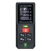Handheld Digital Laser Distance Meter Portable Mini Range Finder MD40 40M