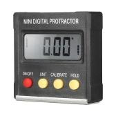 ミニデジタルディスプレイ分度器傾斜計レベルメーター