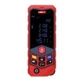 UNI-T LM100D Distance Meter Laser Rangefinder Wheel Type Range Finder Handheld Laser Distance Meter Wheel Measurement 20 Group Data Storage