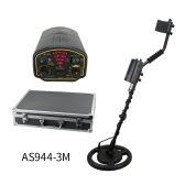 SMART SENSOR Professional Underground Metal Detector Lightweight High Sensitivity Ground Nugget Detector Gold Digger Treasure Hunter with Adjustable Sensitivity 100-240V