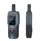 SMART SENSOR Misuratore di umidità e temperatura Display LCD digitale ad alta precisione Umidità Igrometro Misuratore di temperatura Termometro Tester Tester