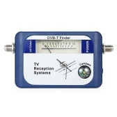 DVB-T Digital Satellite Signal Finder Meter Aerial Terrestrial TV Antenna with Compass TV Reception Systems