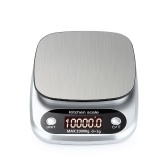 Portable Digital Scale Mini Digital Kitchen Scale Professional Accurate Electronic Scale Precision Balance 10kg*1g DH-C305