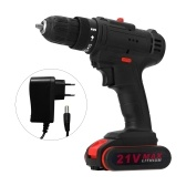 21V Multifunctional Electric Impact Cordless Drill