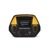Portable Easy Installation Underground Metal Detector High Sensitivity Jewelry Treasure Gold Metal Detecting Tool