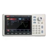 Função UNI-T / Gerador arbitrário de formas de onda 30MHz DDS Contador de dois canais do gerador de sinal Contador de 200MSa / s Medidor de frequência Gerador de onda quadrada senoidal para teste de equipamentos eletrônicos de laboratório