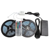 RGB LED Strip Flexible Light 44 Keys IR Remote Controller Home Decoration Lamp