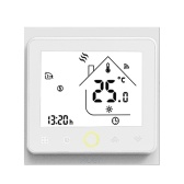 ZigBee Intelligent Thermostat Programmable Temperature Controller (Water Floor Heating)