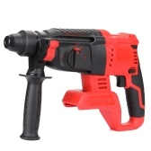 Multifunctional Industrial-grade Brushless Rechargeable Lithium Electric Hammer Cordless Impact Drill Electric Hammer Electric Pick Electric Drill Dual Purpose