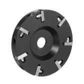 KKmoon Livestock Hoof Trimming Disc Plate Hoof Trimming Discs Hoof Grinding Discs Claws Hoof Care Tool with 7 Blades