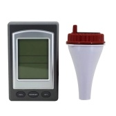 ソーラーパワーワイヤレスプール温度計防水フロート温度計