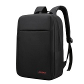 KKmoon Laptop Backpack for 15.6-inch Laptop Notebook Large Capacity Business Travel Backpack Multi-function Water-repellent Backpacks Student Computer Bag for College Office Men Women