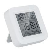 デジタルLCDスクリーン付きWIFI温度および湿度センサーカレンダー付き屋内温度計湿度計