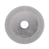 "100mm 4"" Inch Diamond Coated Grinding Cutting Disc Saw Blade 20mm Inner Diameter Rotary Wheel 160 Grit For Angle Grinder"