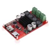 TPA3116 2 * 50W drahtlose BT 4.0 Audio Receiver Hi-Fi-Verstärker-Modul DC 8-26V mit Fernbedienung