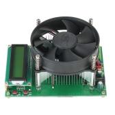 150W atual constante carga eletrônica 60V 10A Battery Discharge Capacidade Módulo Tester com 1602 Display LCD