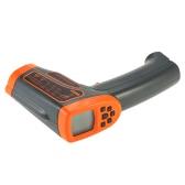 SMART SENSOR -18 ℃ ~ 1150 50: 1 Wielofunkcyjny USB Bezdotykowy termometr na podczerwień IR Przenośny cyfrowy Handheld Temperature Tester Pirometr wyświetlacz LCD z podświetleniem Celsjusza Fahrenheita Regulacja emisyjności Data Storage