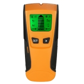 Multi-functional LCD Digital Wall Detector Metal Wood Studs Finder AC Cable Live Wire Scanner