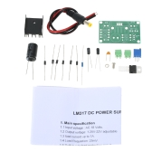LM317 1.25V-22V Continuously Adjustable Regulated Voltage Power Supply Step-down Module Input AC18V DIY Kit