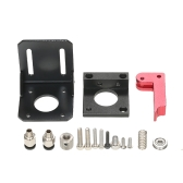 3D Printer All-metal Remote Extruder Accessories DIY Kit for MK8 Extruder 1.75mm/3mm Filament Left Hand