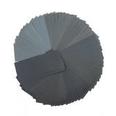 LANHU 400〜3000木製家具のためのグリット乾燥/濡れたサンドペーパー仕上げ金属製のサンディングと自動車用研磨仕上げ9 * 3.6インチ72枚